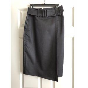Eva Mendes High-Waisted Skirt